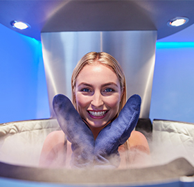 Cryotherapy's Cool Benefits