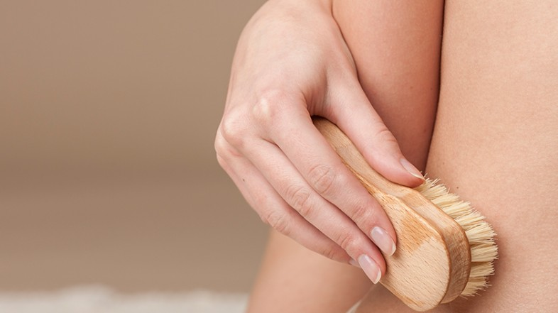 Brush Up on Dry Brushing