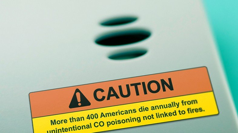 Caution: Carbon Monoxide