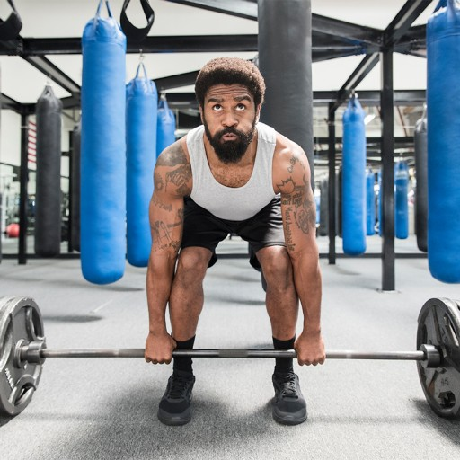 (Weight)Lift Yourself Up