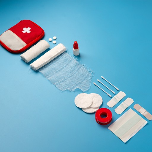 Stocking Your First Aid Kit